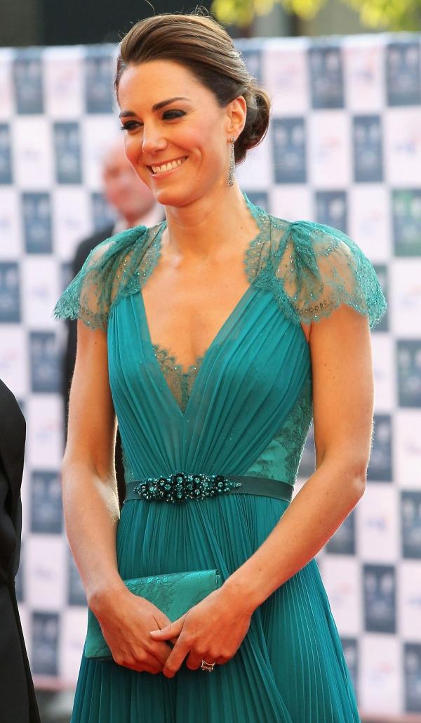 Kate Middleton is actually Cinderella...